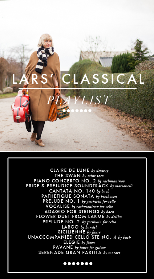 Lars 39 play list june the house that lars built for Best house music playlist