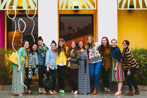 craft bloggers in Palm Springs