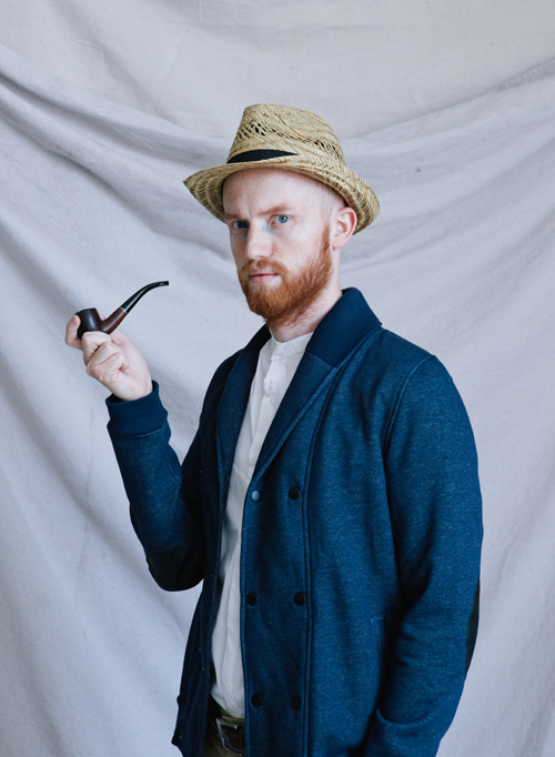 Vincent Van Gogh costume recipe