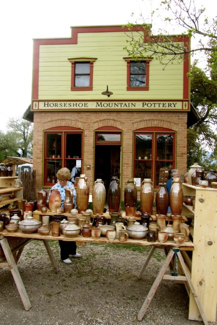 Horseshoe Mountain Pottery