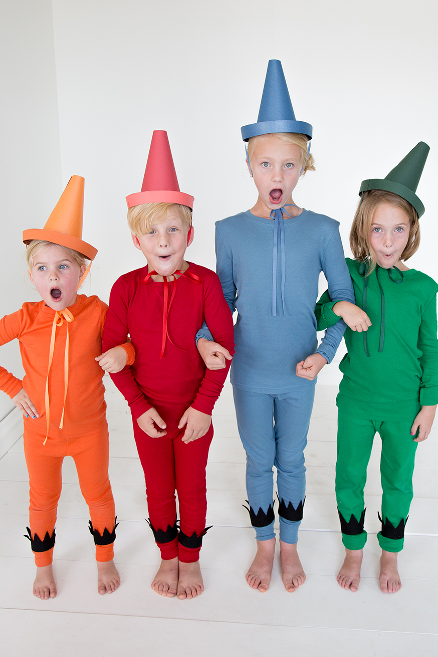 Crayons costumes for halloweeng crayons costumes for halloween solutioingenieria Gallery