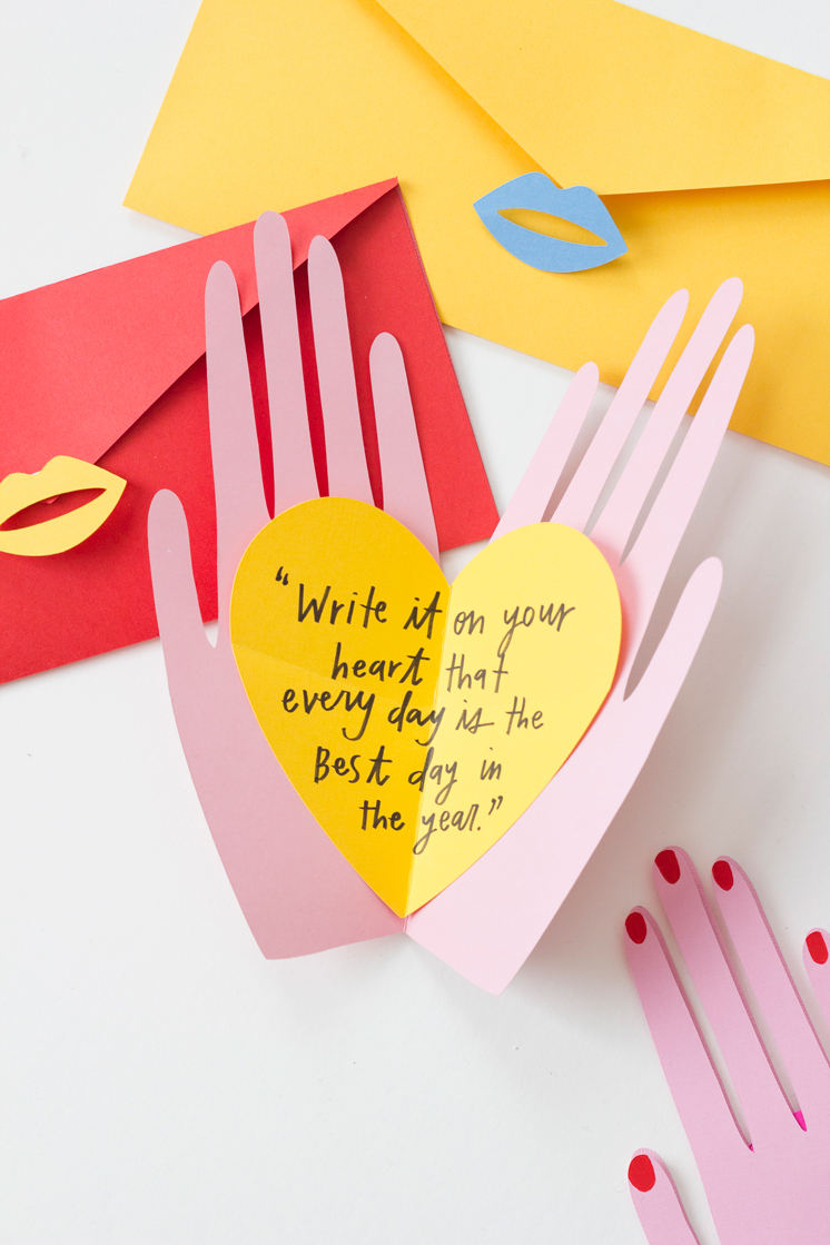 write it on your heart that everyday is the best day in the year
