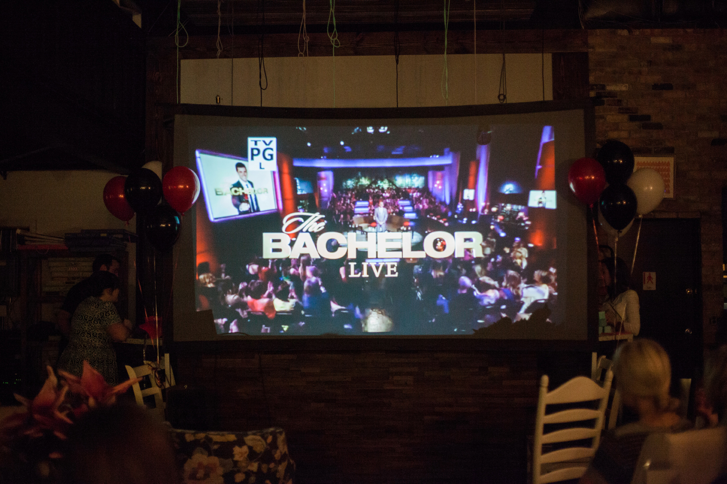 Bachelor Rose Party