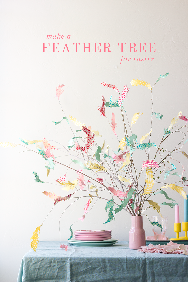 paper-feather-tree