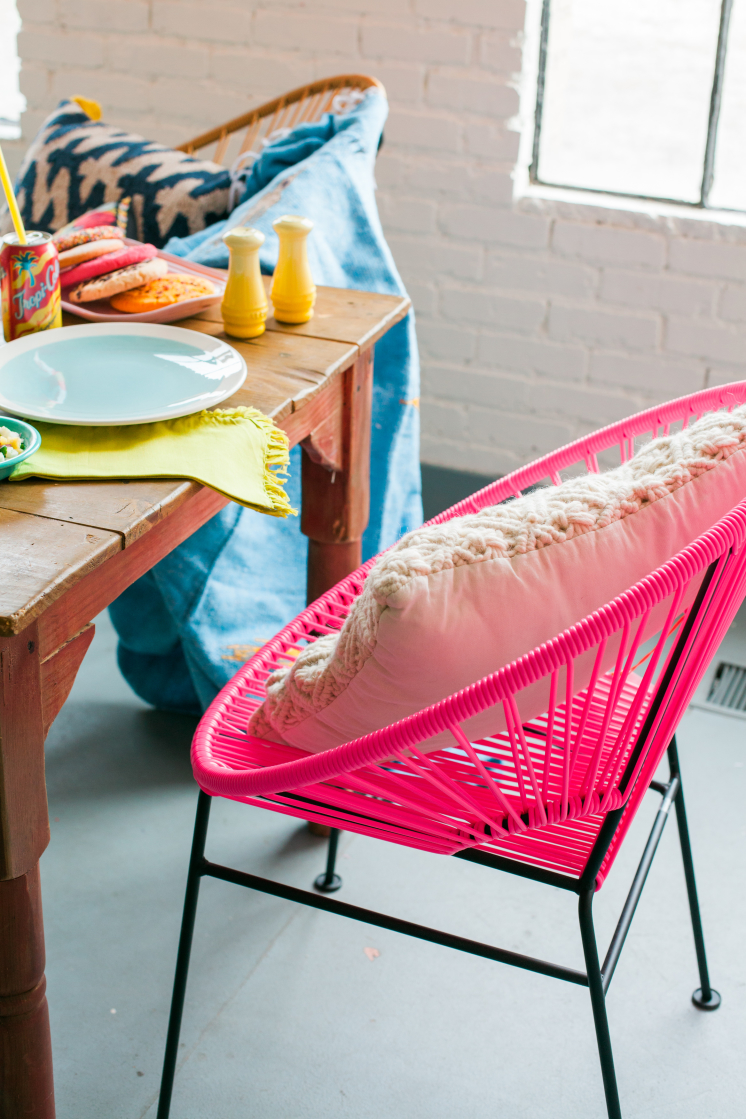 Wayfair Colorful Cinco de Mayo Chairs