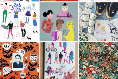 Inspiring Illustrators to follow on Instagram