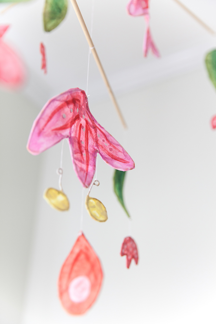 DIY Scandinavian paper mobile - Page 2 of 2 - The House ...