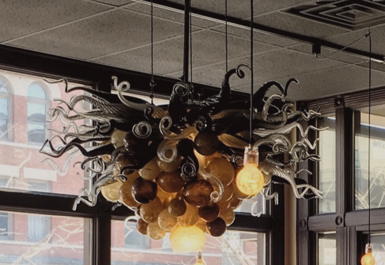 black sheep chandelier