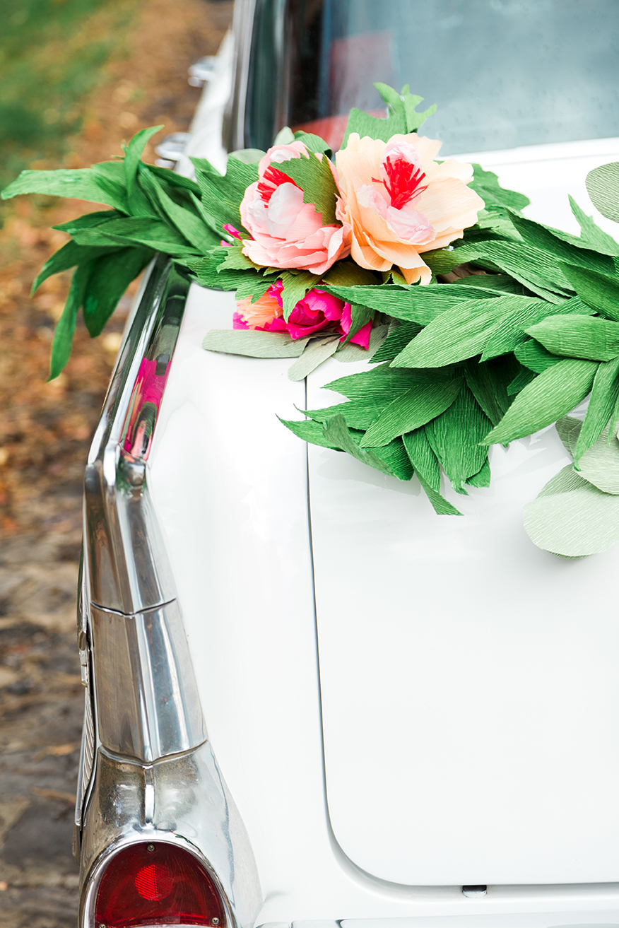 Capital One Pre Qualify >> DIY get away car paper garland swag - The House That Lars ...