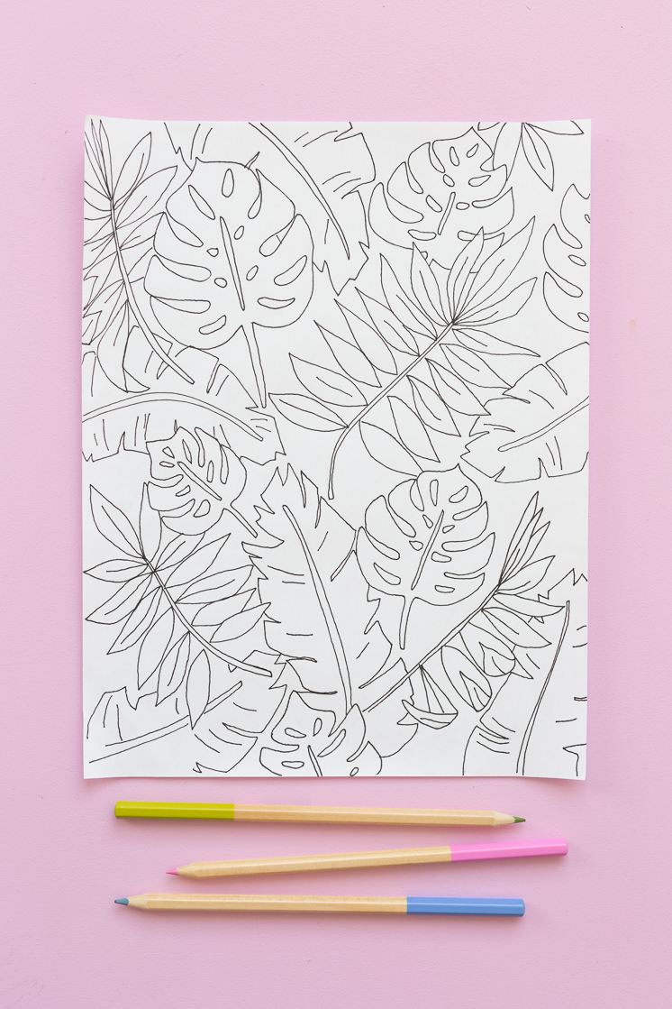 Cuba coloring pages The House