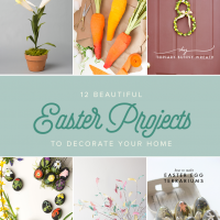 Easter Crafts Round up