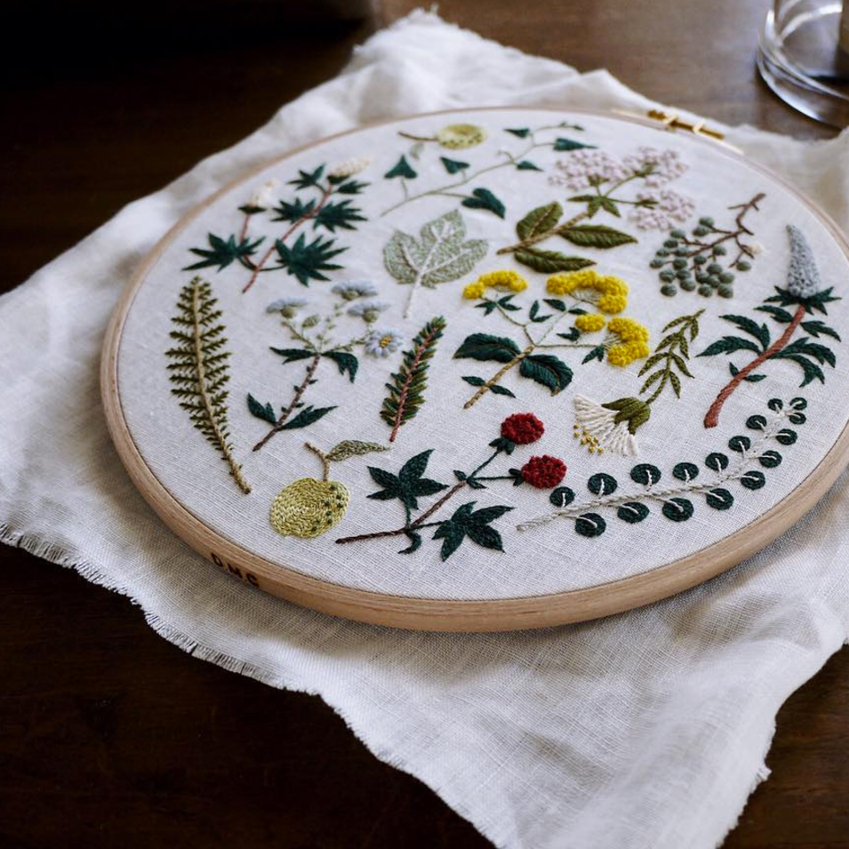 Lars' Favorite Embroidery Artists