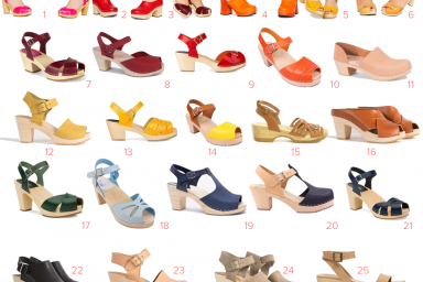 Favorite clogs for summer