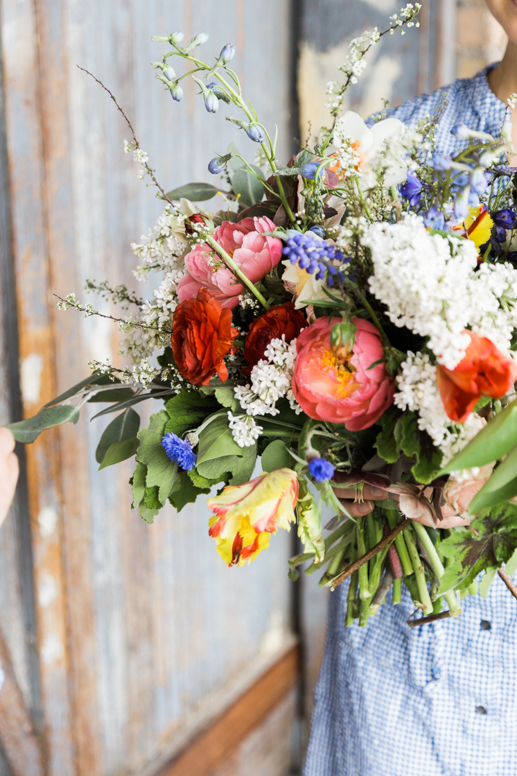 How To Make Your Own Bridal Bouquet