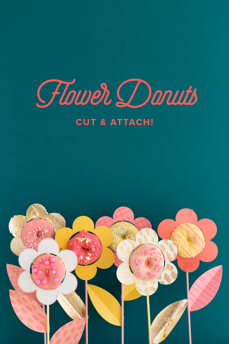 Donut Flower Bouquet