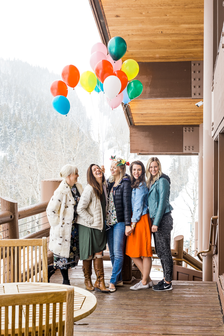 Bridal Shower Retreat