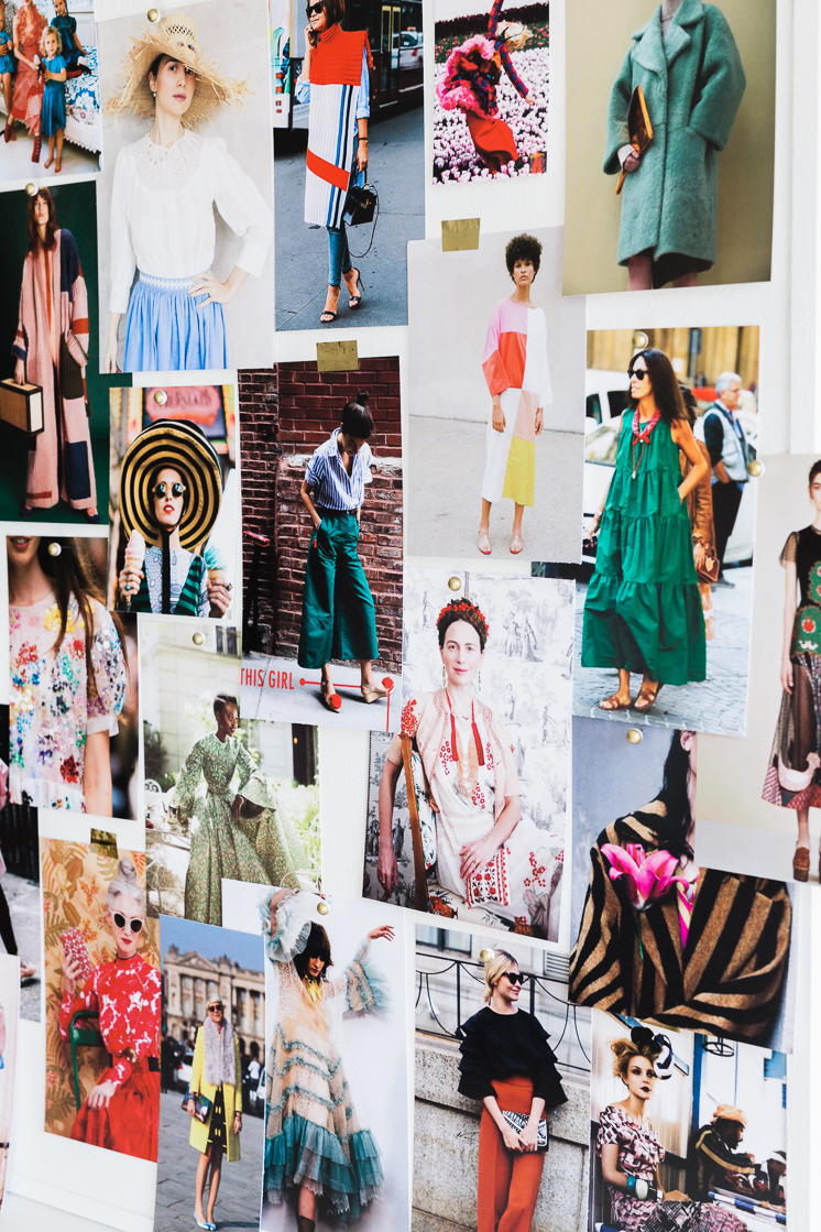 Make your style board with The House That Lars Built