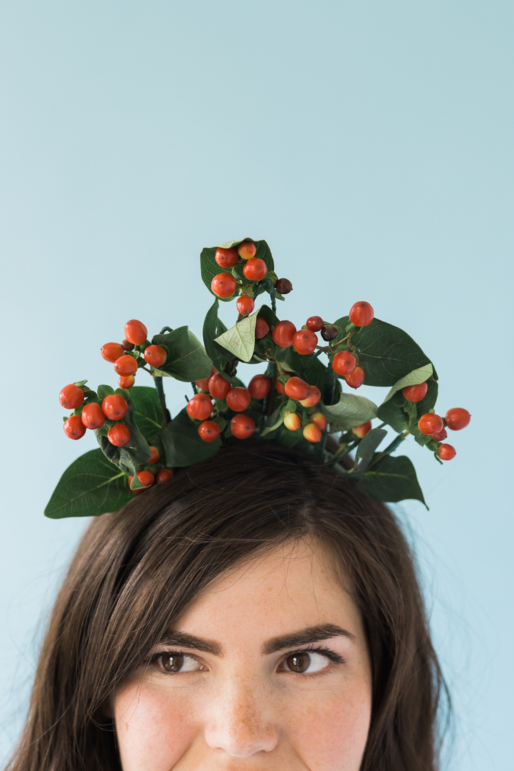 Lady Liberty Flower Crowns