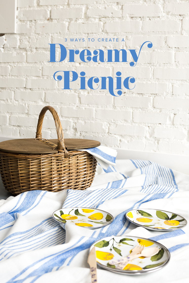 Picnic Baskets 3 Ways