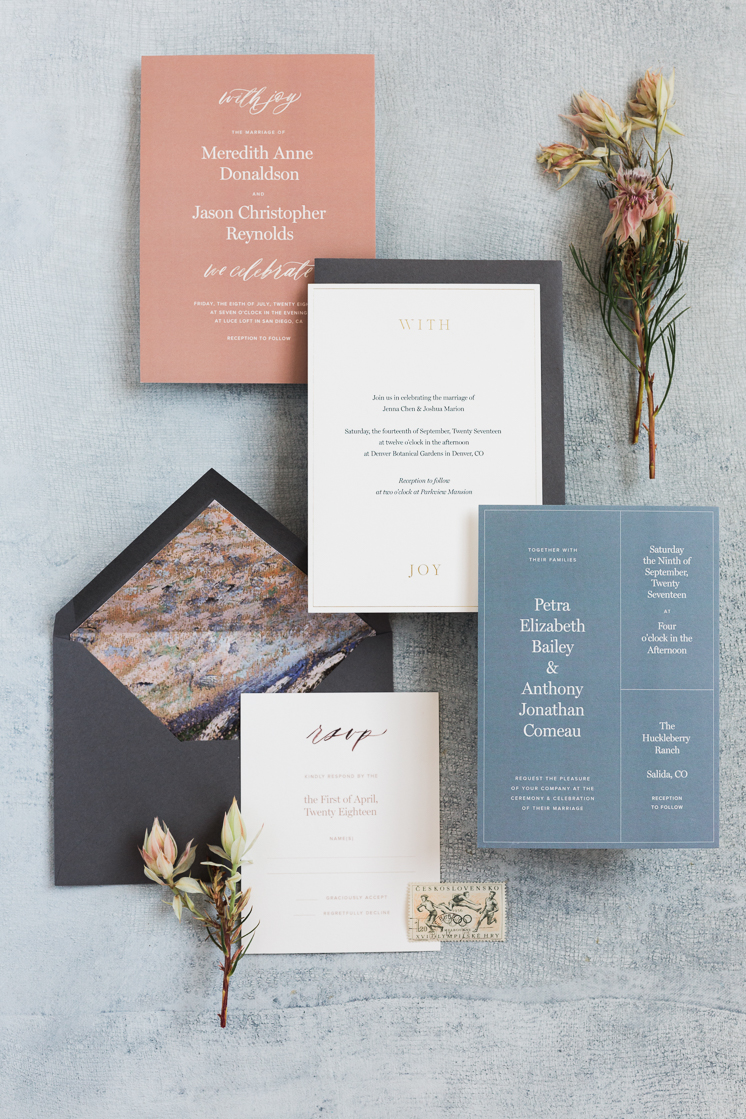 Artifact Uprising Wedding Invitations (with discount code!) - The ...