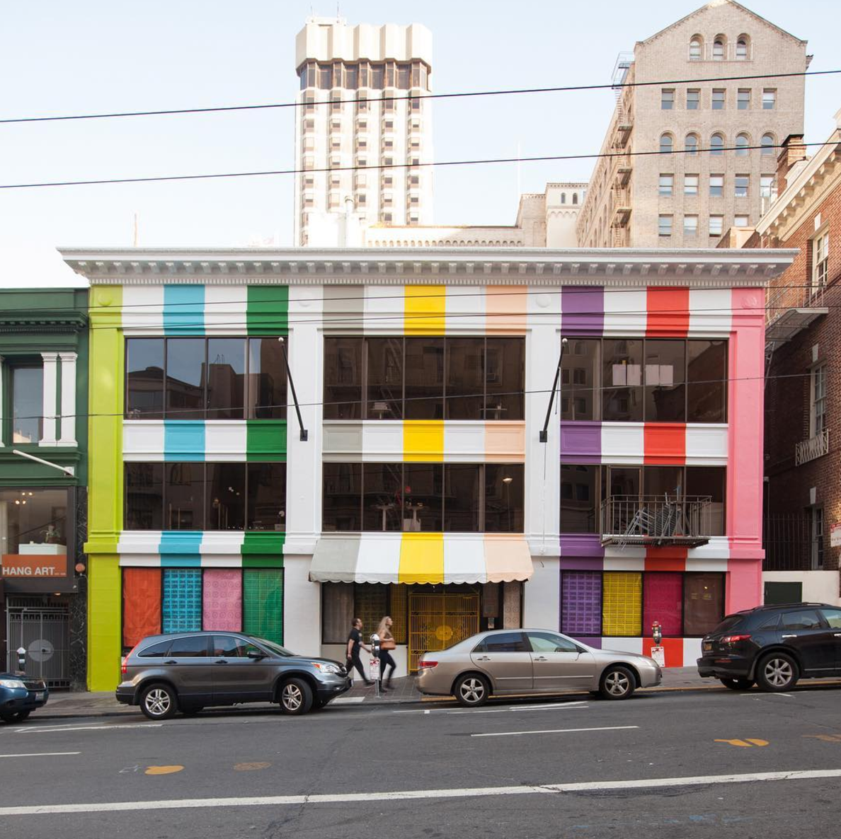 Color Factory in San Francisco