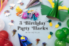 Birthday hacks with Netflix