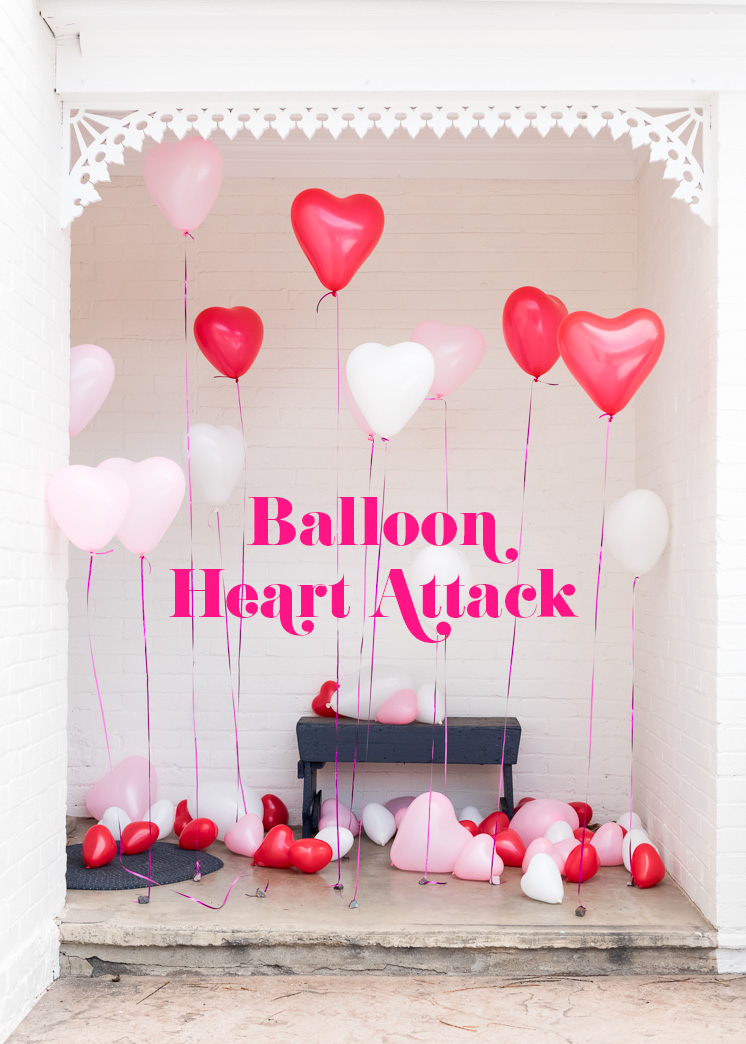 Balloon Heart Attack