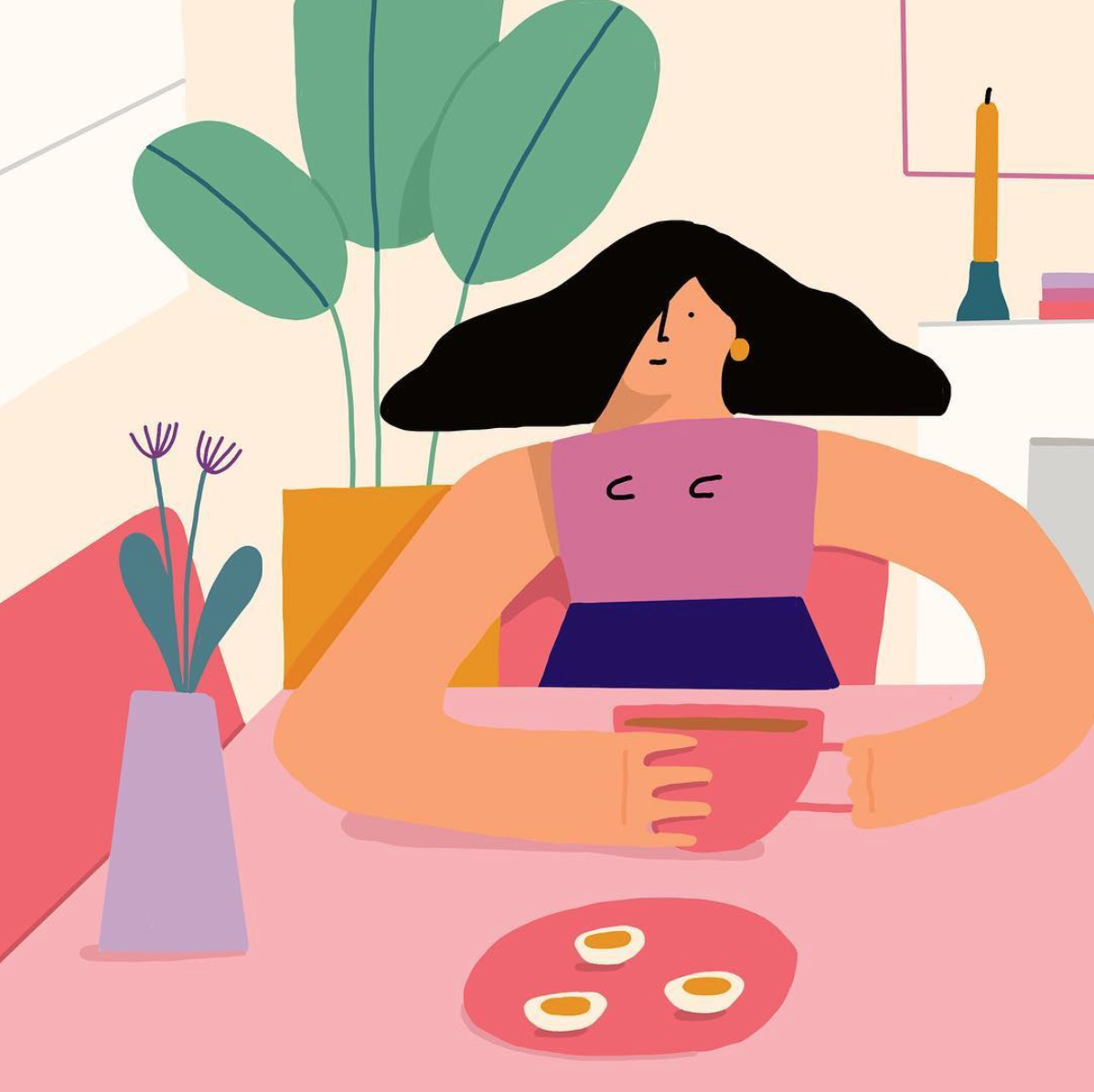 Illustrator Feature: Amelia Giller