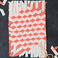 Bias Tape Weaving