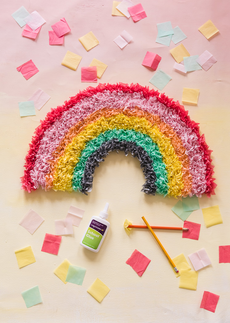Paper Rainbow Related Keywords Suggestions Paper Rainbow Long