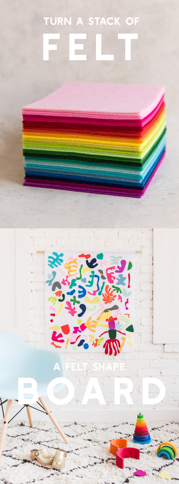 What to make with felt