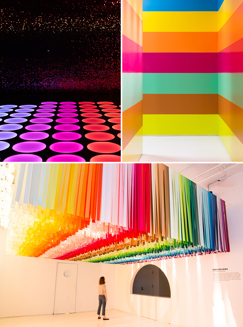 Color Factory in NYC