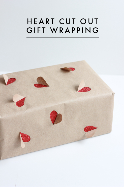 2 Simple Valentine S Day Gift Wrapping Ideas The House That Lars Built