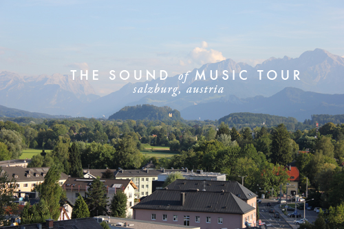 The Sound of Music tour