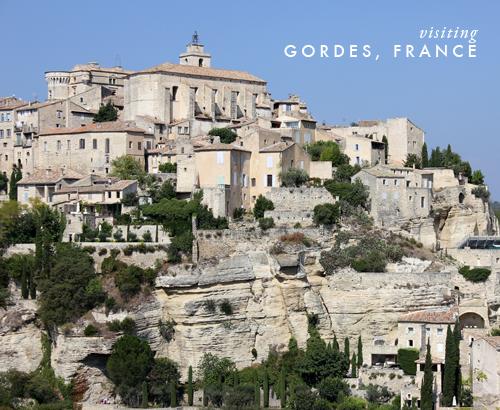 Provence–Gordes