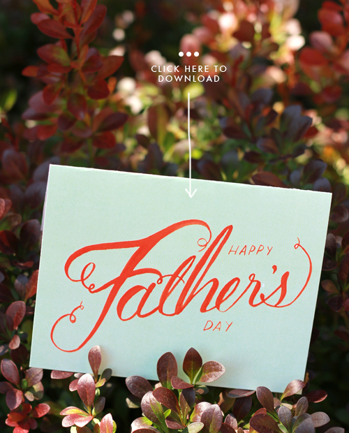3 free Father's Day cards