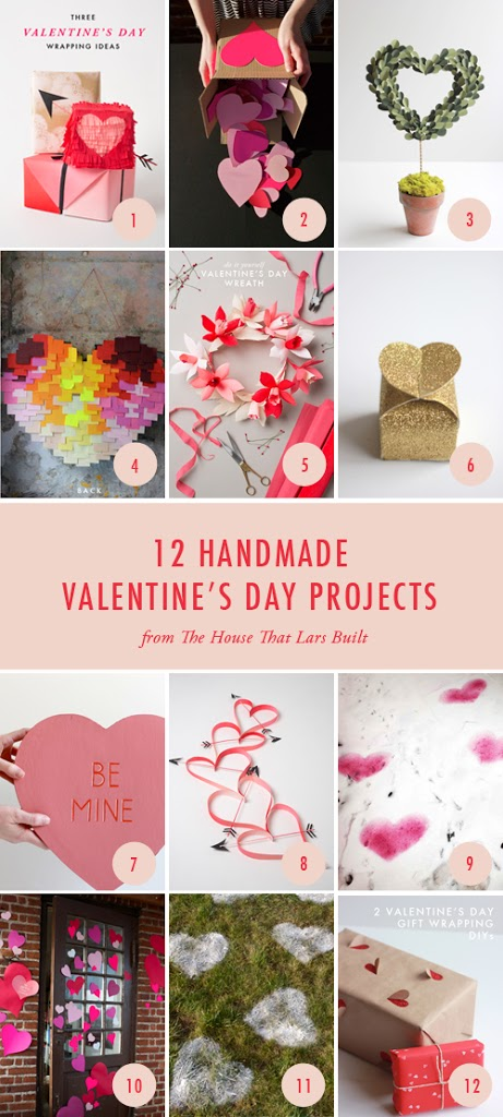 handmade valentine's day