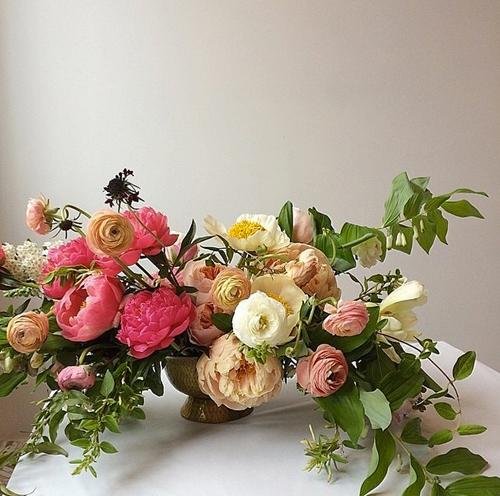 florals by Ashley Beyer of Tinge Floral