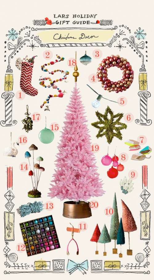 Christmas decor for your home