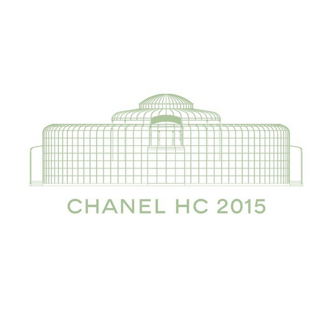 Chanel Spring Haute Couture 2015 Grand Palais