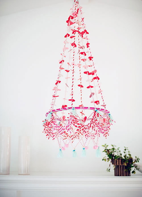 polish-chandelier-for-valentine's-day