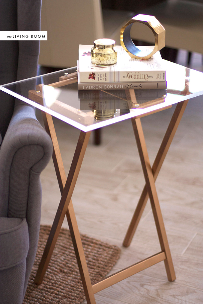 Make this side table