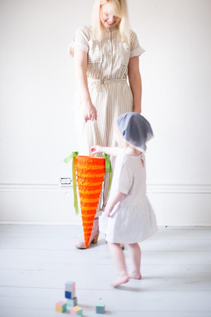Giant Fringe Carrot-6858