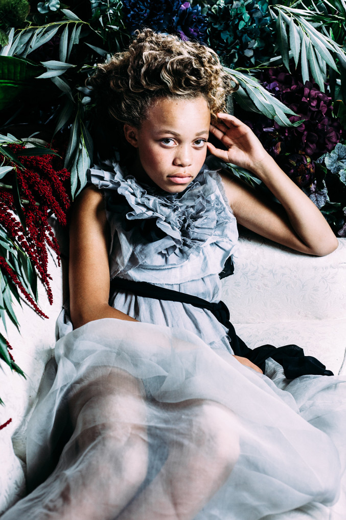 Little Birds. Photography by Chaunte Vaughn. Production by The House That Lars Built. Fashion by Danielle Wilson.