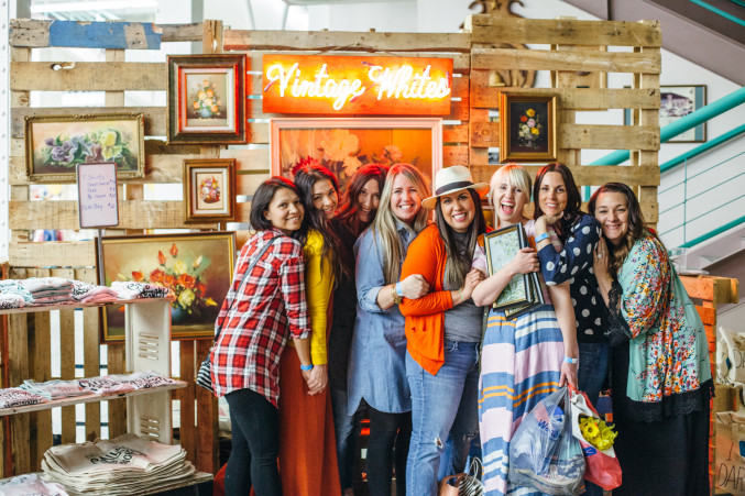 Vintage shopping with The House that Lars Built