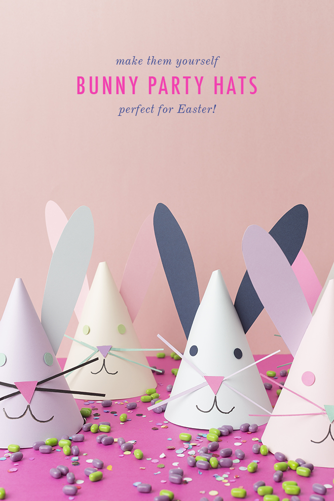 bunny party hats