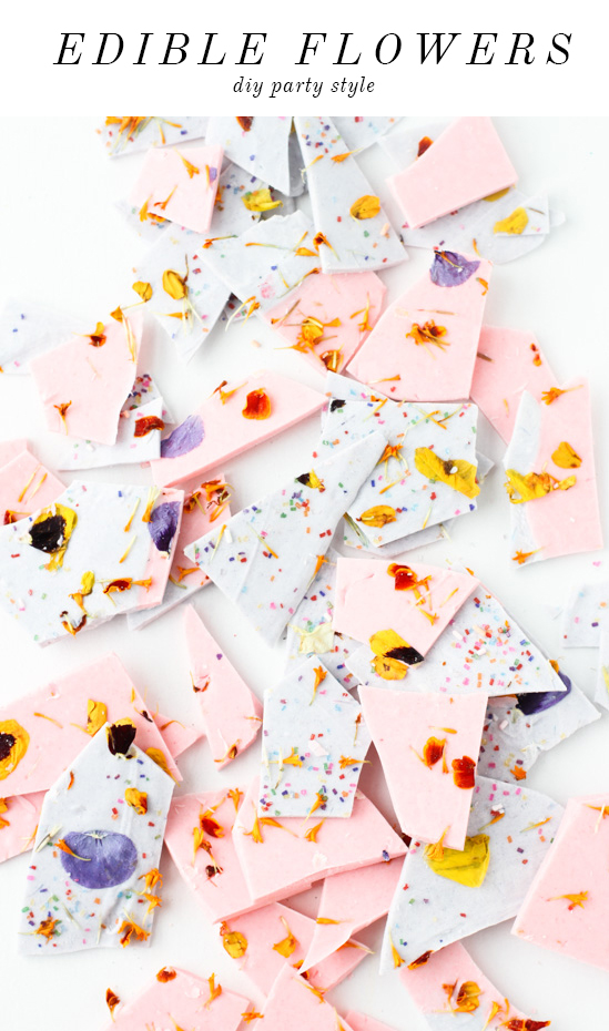 edible flower bark