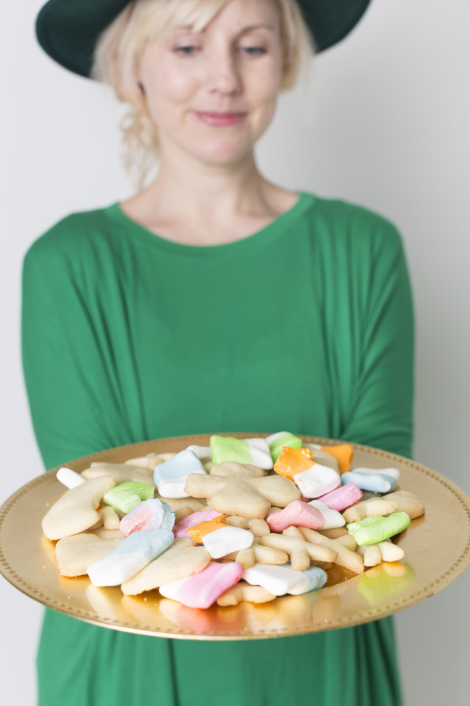 Platter of Giant Lucky Charms