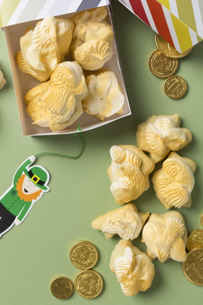 Birdies Bakery SLC Golden Nugget Cookies and DIY Rainbow Box