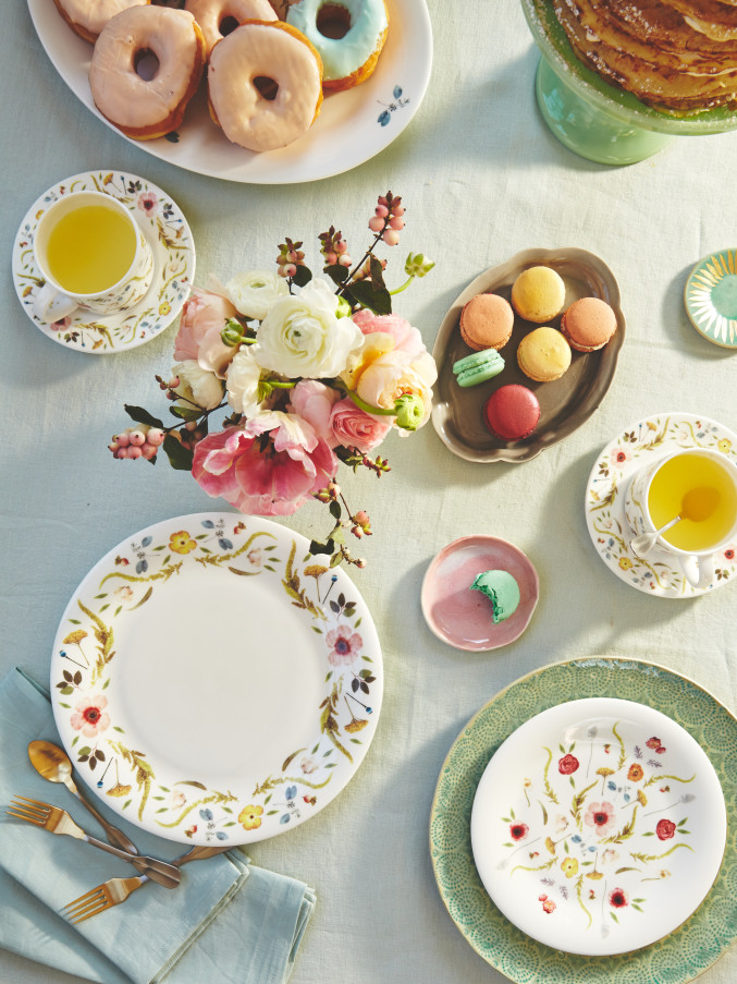 Mother's Day brunch ideas with dinnerware from Twig NY by The House That Lars Built